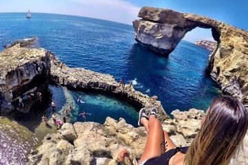 Gozo and Ggantija Temples Full-Day Excursion from Malta