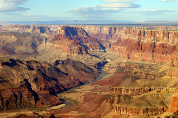 Grand Canyon South Rim Tour by Airplane