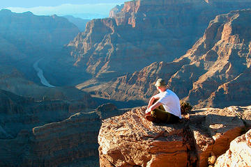 Grand Canyon West and Hoover Dam VIP Day Tour from Las Vegas