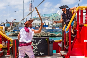 Grand Cayman Pirate Ship Cruise