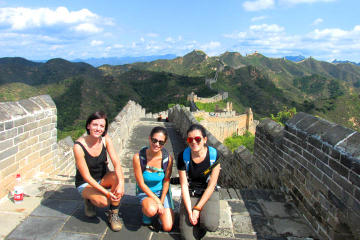 2 days Jinshanling to Simatai Great Wall Classic Hiking Tour