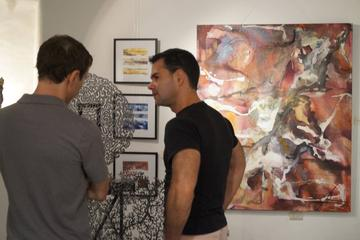 Guided Art Tour and Wine Tasting in Downtown Puerto Vallarta
