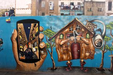 Guided Graffiti Tour in Barcelona