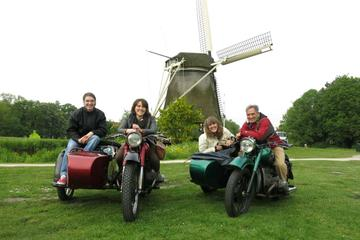 Guided Motorcycle Sidecar City And Dutch Countryside from Amsterdam
