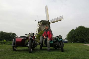 Guided Motorcycle Sidecar Tour: Dutch Countryside and Muiderslot Castle from Amsterdam