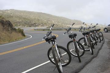 Haleakala Bike and Zipline Adventure on Maui