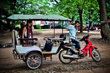 Half-Day Angkor Tuk-Tuk Explorer Tour from Siem Reap