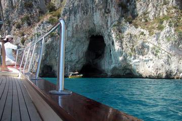 Half Day Capri Tour by Private Boat