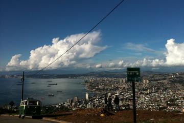 Half Day City Tour Valparaíso y Viña del Mar