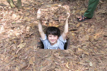 Half-Day Cu Chi Tunnels Tour from Ho Chi Minh City
