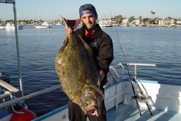 Half Day Deep Sea Fishing Cruise From Newport Beach