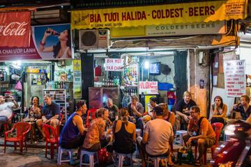 Half-Day Hanoi Nightlife Tour
