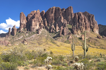 Half-Day Hummer Adventure through Tonto National Forest