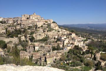 Half-Day Luberon Hilltop Village Tour from Aix-en-Provence