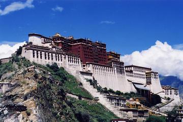 Half- Day Potala Palace Tour from Lhasa