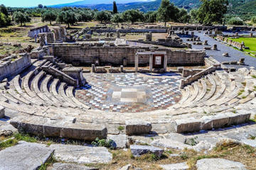 Half-Day Private Tour from Kalamata to Ancient Ithomi