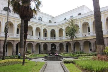 Half Day Quito City Tour