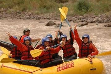 Half-Day Rafting Adventure on the Mendoza River