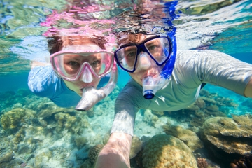 Half-Day Snorkel Tour from Providenciales