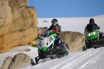 Half-Day Snowmobile Tour at El Calafate Mountain Park