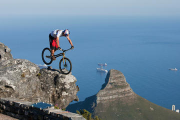 Half-Day Table Mountain Bike Tour from Cape Town