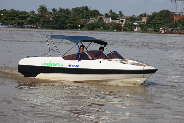 Half-Day Tour: Cu Chi Tunnels by Boat from Ho Chi Minh