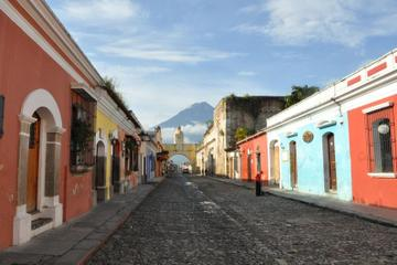 Half Day Tour of Antigua from Guatemala City