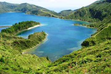 Half-Day tour of Lagoa do Fogo