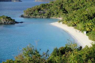 Half-Day Tour to Trunk Bay Beach from St Thomas