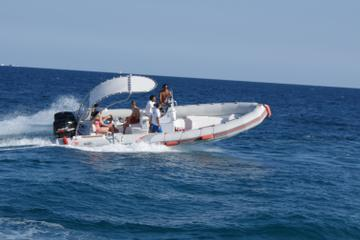 Half Day Trip on a Speedboat