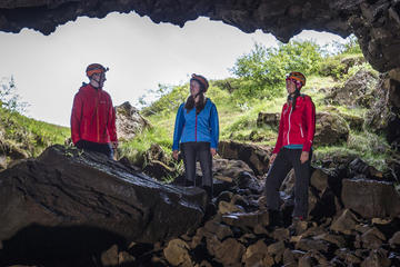 Half-Day Trip to Leiðarendi Cave from Reykjavik: Lava Caves and Flowing Magma