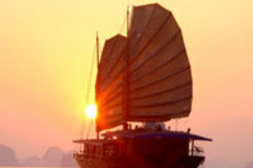 Halong Bay 3-Day Junk Boat Cruise