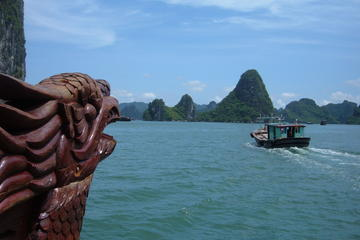 Halong Bay Day Trip from Hanoi with Cruise