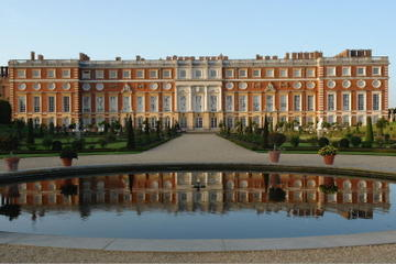 Hampton Court and Windsor Tour from London