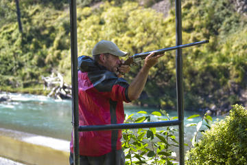 Hanmer Springs Claybird Shooting