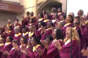 Harlem Gospel Experience and Hop-On Hop-Off Tour of Uptown Manhattan