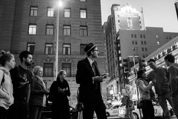 Haunted SF: Ghosts in the City After Dark