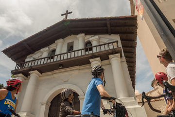 Heart of the Mission Bike Tour Including Lunch