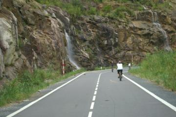 Heaven's Pass Biking and Cai River Rafting Day Trip from Nha Trang