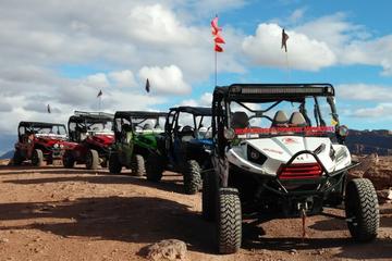 Hell's Revenge UTV Tour from Moab