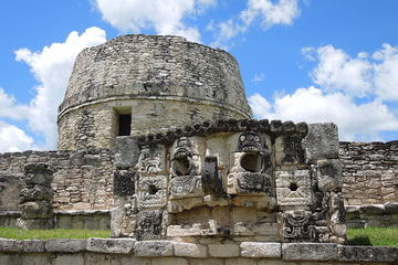 Hidden Treasures of the Yucatan: Mani, Mayapan, Tzabnah Grottos and Monastery of San Miguel Arcangel