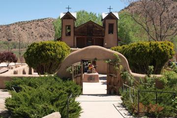 High Road to Taos from Santa Fe