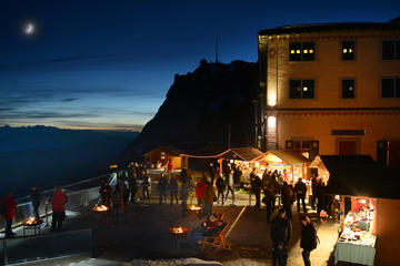 Highest Christmas Market on Mount Pilatus