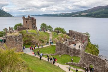 Highlands Loch Ness and Glencoe Tour from Edinburgh