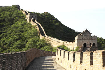 Highlight of Beijing Private Tour: Mutianyu Great Wall and City Sightseeing