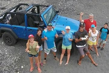 Hilo Jeep Tour
