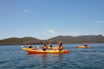 Hinze Dam Kayak and Walking Tour from the Gold Coast