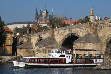 Historic Prague Lunch Cruise on Vltava River