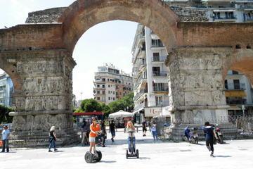 Historic Segway Tour in Thessaloniki