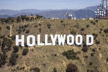 Hollywood Private Helicopter Tour